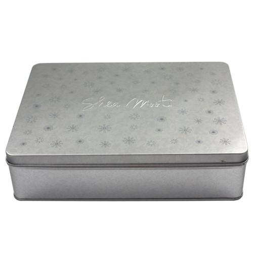方形砂光铁腰果包装盒定制工厂