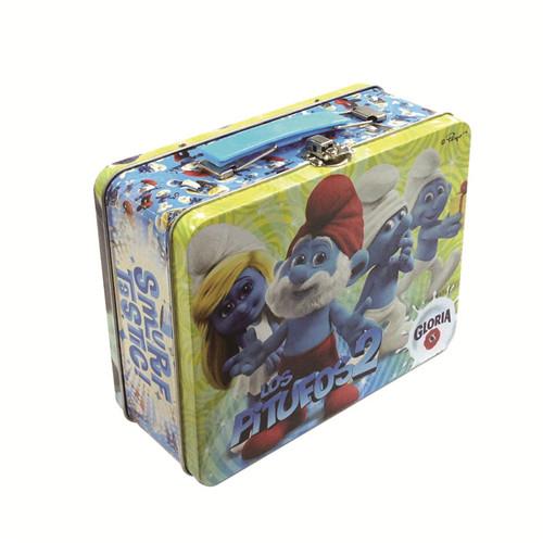 曲奇手挽铁盒|曲奇铁盒定制|曲奇铁盒子