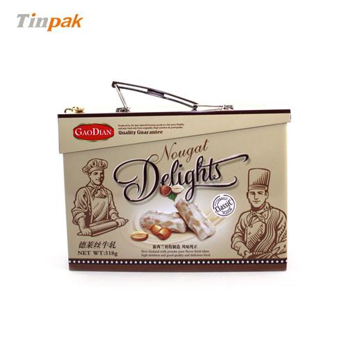 曲奇金属包装盒|曲奇铁盒定制|曲奇铁皮盒
