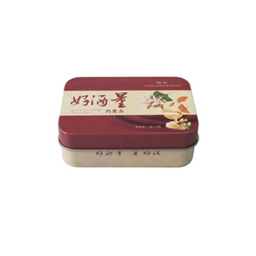 白巧克力铁盒|白巧克力金属盒|白巧克力马口铁盒