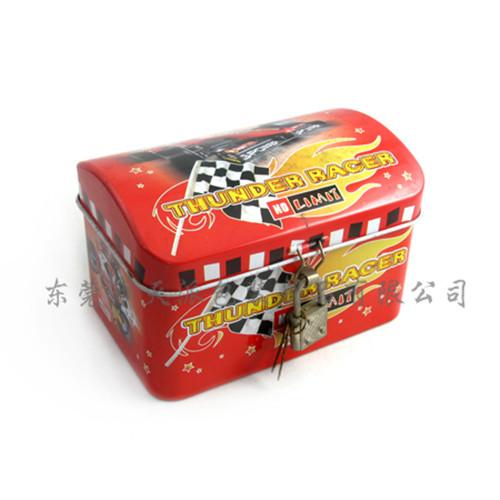 动漫系列储蓄铁罐