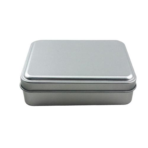 砂光铁方形槟榔包装铁罐定制