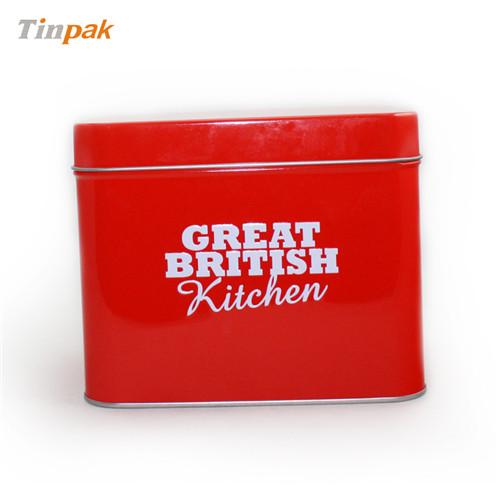 厂家直销铁质祁门红茶包装盒