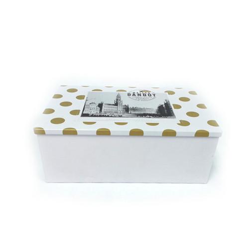 夹心饼干铁盒工厂 夹心饼干铁盒 夹心饼干铁盒定制