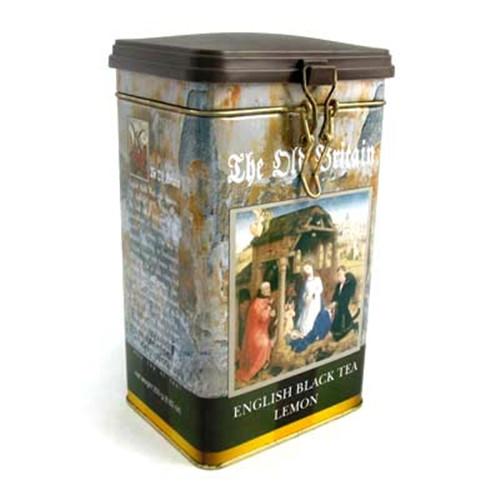 供应一级普洱茶铁罐