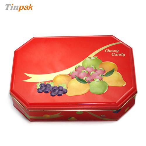 饼干铁盒 饼干铁盒生产定制 饼干铁盒包装