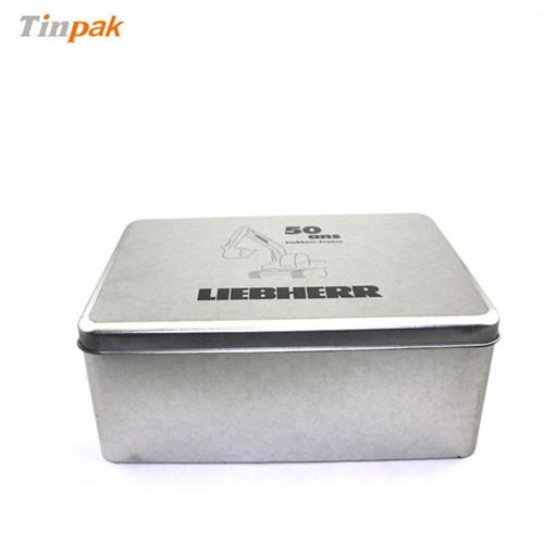长方形砂光铁端午粽子包装盒定制