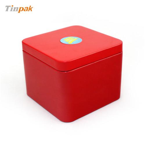 熟芝麻金属盒包装|熟芝麻马口铁盒|熟芝麻铁盒定制