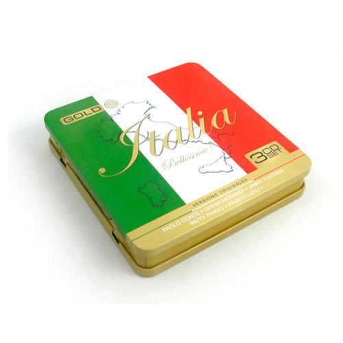 高档CD铁盒|三片CD马口铁盒|CD铁盒生产厂家