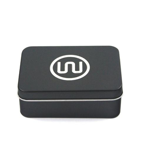 铁质湖南安化黑茶包装盒公司 黑茶长方铁盒