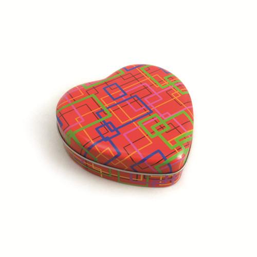 蜂蜜护手霜铁盒|心形护手霜铁盒