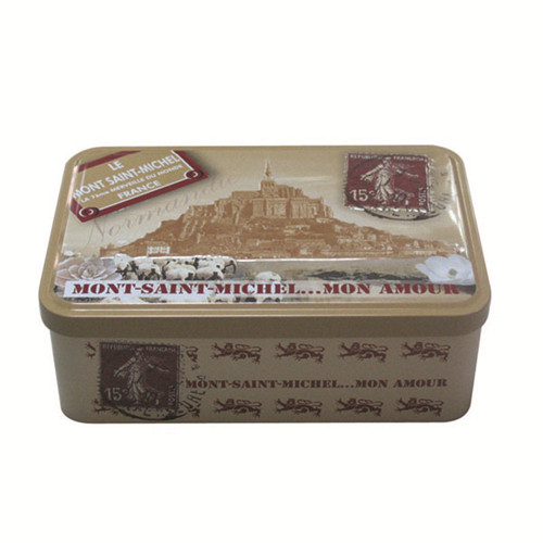 百雀羚护手霜铁盒 可定制护手霜铁盒