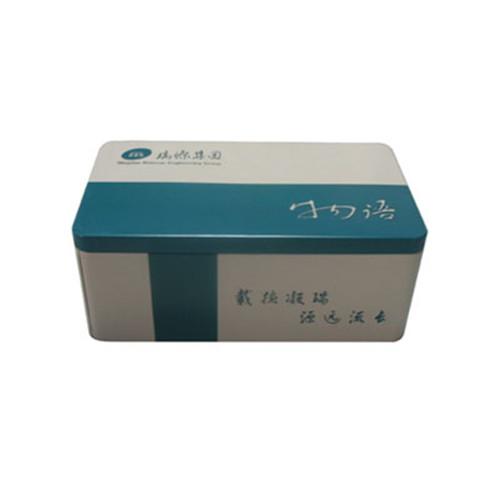 马口铁白沙溪黑茶罐子定制工厂