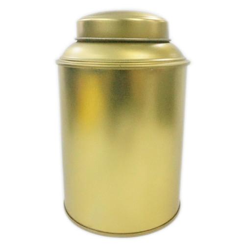 创意圆形黑茶茶叶包装铁盒定制