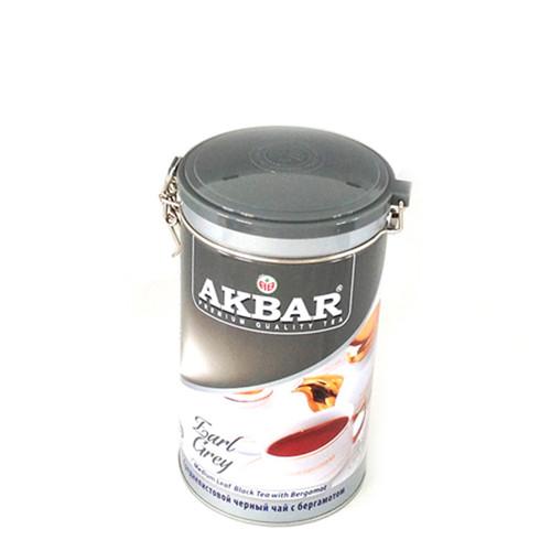 圆形塑胶盖密封式花茶铁罐定制