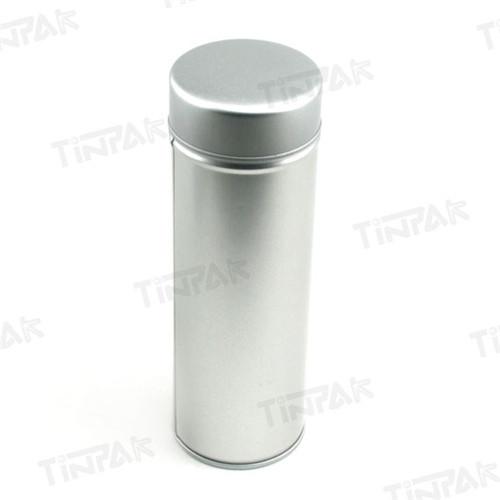 圆形砂光铁普洱茶叶包装盒制罐工厂