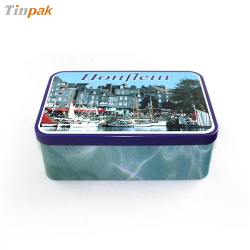 台湾乌龙茶茶包铁盒制罐厂