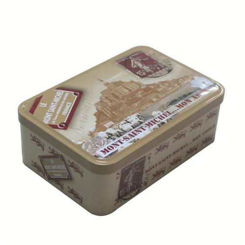 生产定制新型精致燕窝马口铁盒 燕窝金属包装盒