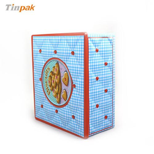 饼干铁盒|饼干金属盒|饼干铁盒