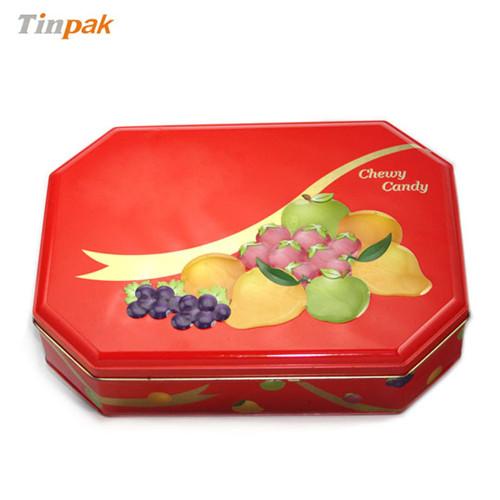 硬糖果马口铁包装|硬糖果铁盒包装