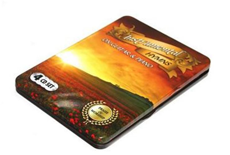 魔幻图案DVD铁盒|DVD包装铁盒