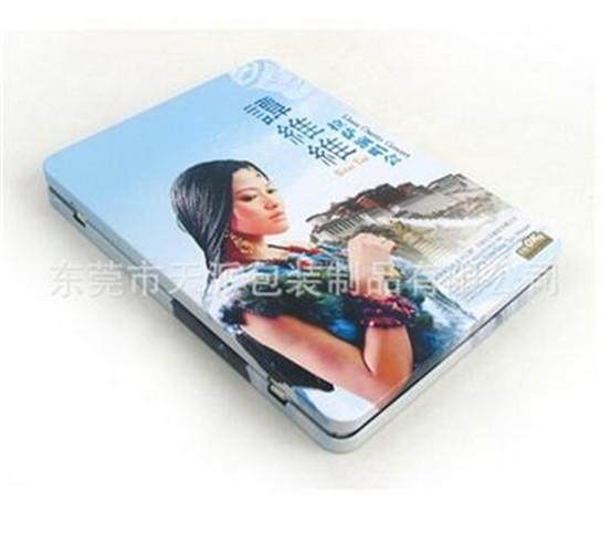 谭维维音乐DVD铁盒|陈思思音乐DVD铁盒