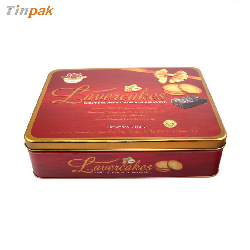 广东饼干铁盒定制生产厂家|饼干铁皮盒子