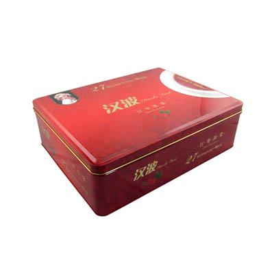 深圳夹心糖铁盒定制生产|夹心糖铁盒包装厂家