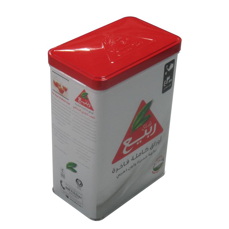 高档白咖啡铁罐包装 白咖啡铁包装罐