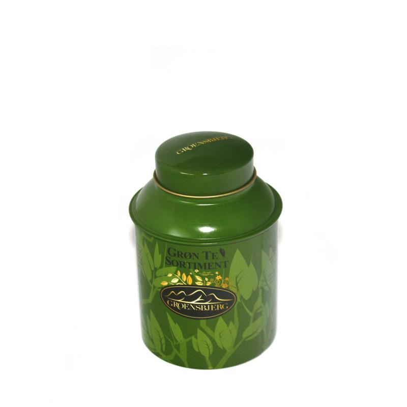 精美圆形保健茶茶叶包装铁盒订制