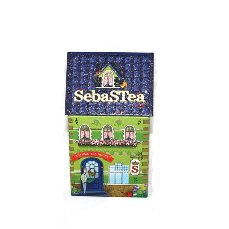 批量订制异形茶叶包装铁盒|高档马口铁茶叶盒