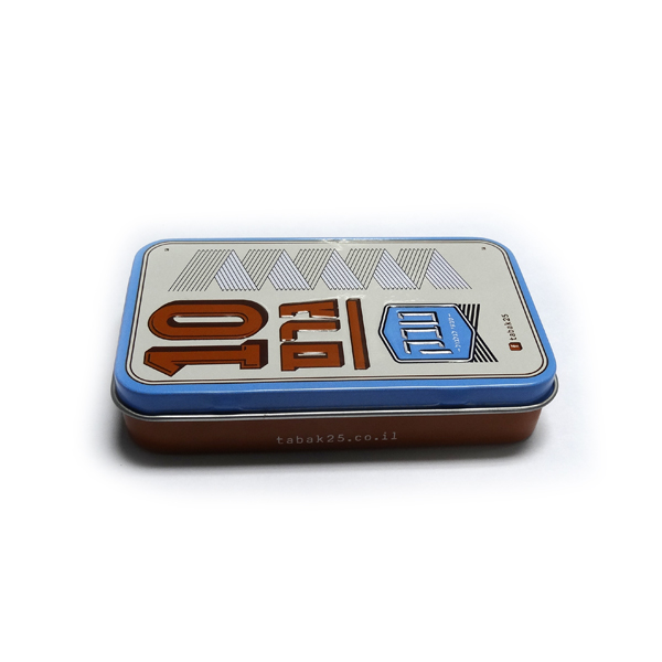 高档压片糖铁盒定制生产厂家|压片糖金属盒