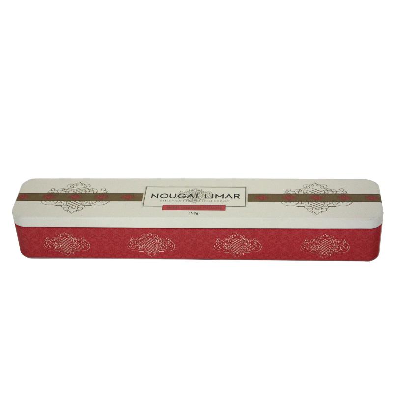 内胆式长方野生天麻铁盒|高档彩印野生天麻铁盒包装