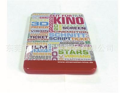 英语口语学习视频DVD光碟包装盒马口铁铁盒