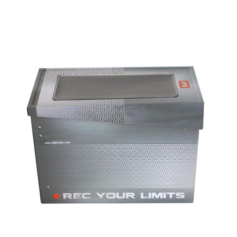 可开窗清香型乌龙茶铁盒子 优质清香型乌龙茶铁盒包装直销