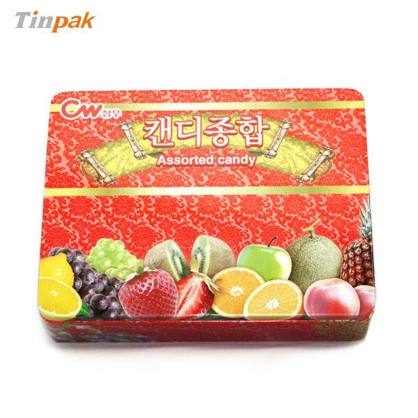 四川糖果铁盒包装工厂|四川糖果铁盒包装加工厂