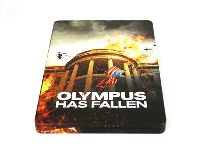 长方形美国灾难片DVD电影马口铁包装铁盒