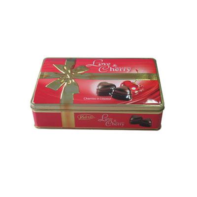 加工定做巧克力马口铁铁盒|巧克力金属盒
