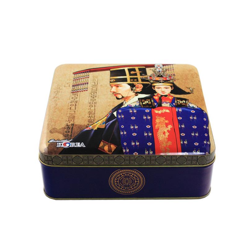 安徽马口铁音乐铁盒定制|安徽批量定制马口铁音乐盒