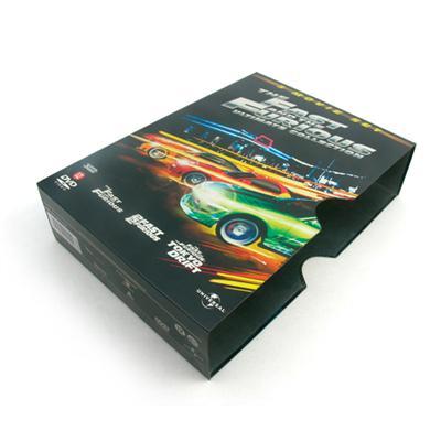 推拉式极品飞车游戏DVD光碟马口铁包装铁盒