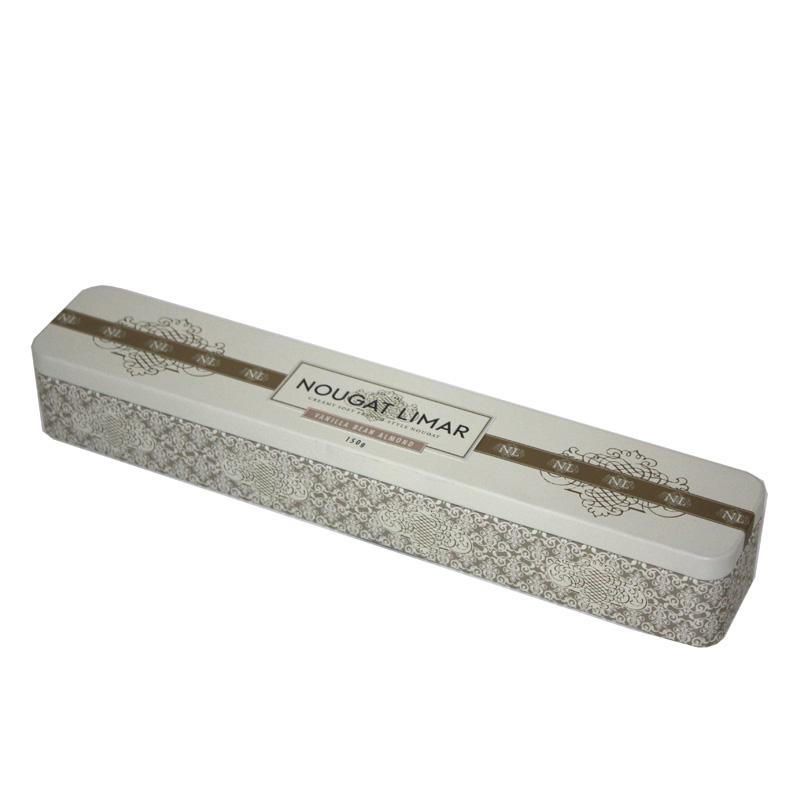 野生天麻片马口铁盒长方形|高档野生天麻片铁盒定制