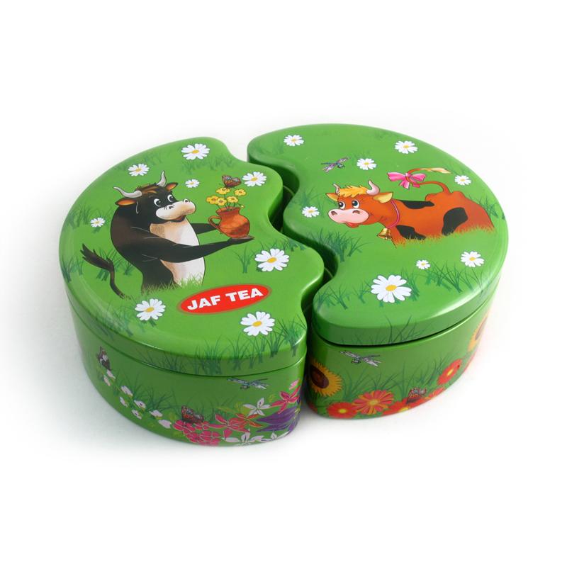 可爱异形音乐铁盒定制|迪士尼指定儿童音乐铁盒生产