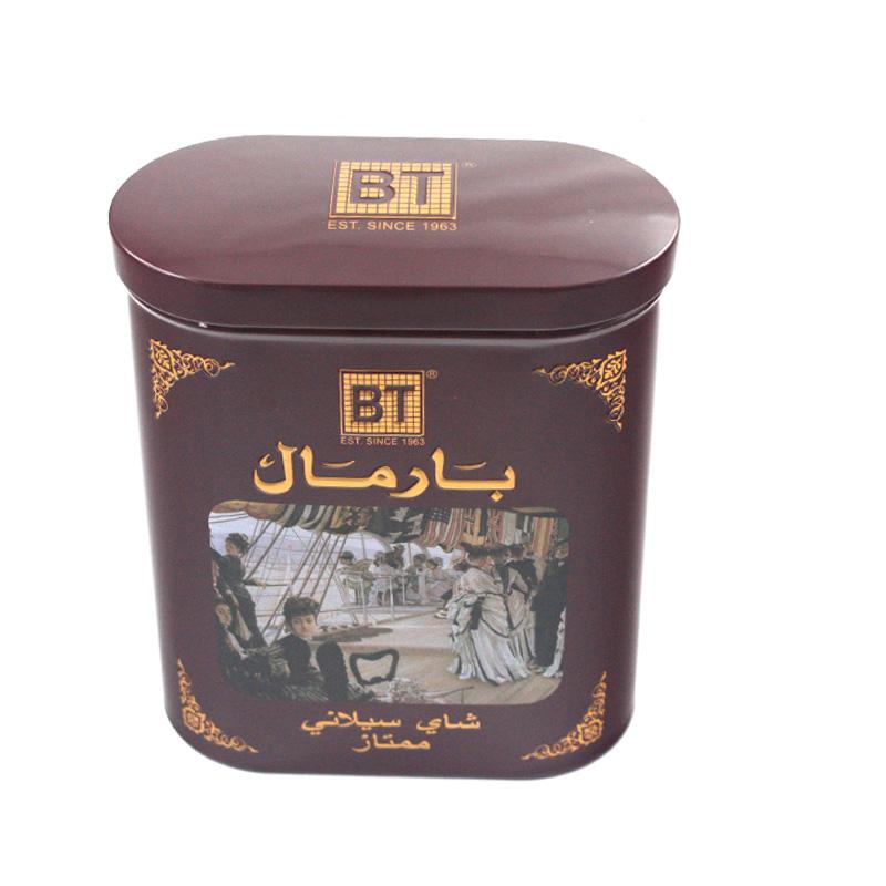 椭圆形新疆阿克苏枣铁皮盒子批发|精美新疆阿克苏枣金属铁盒订制