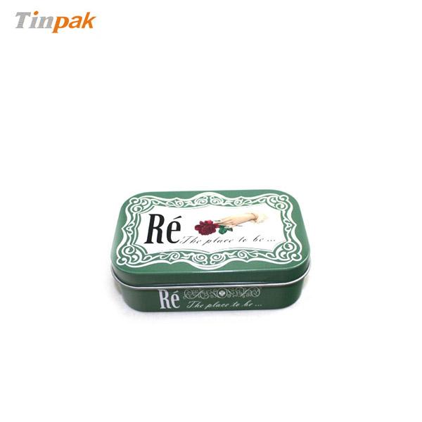 紫草手工冷制皂铁盒定制批发|通用手共冷制皂铁盒