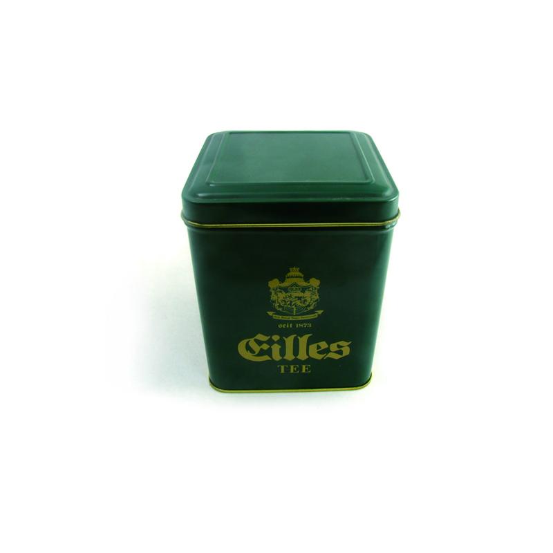 绿茶茶叶包装金属铁盒定制厂