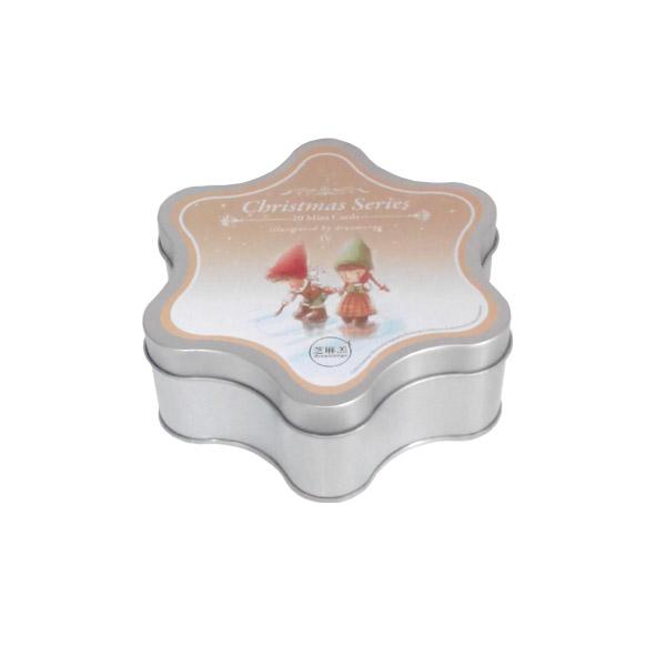 橙花精油铁盒包装生产|异形橙花精油铁盒