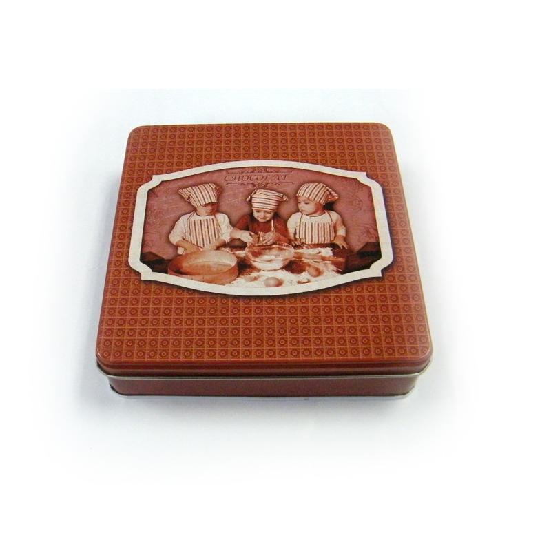 古典音乐CD外包装铁盒 经典音乐光碟包装铁皮盒