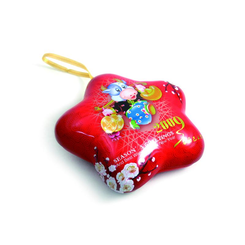 通用异形喜糖包装铁盒定制厂家 供应异形喜糖铁盒
