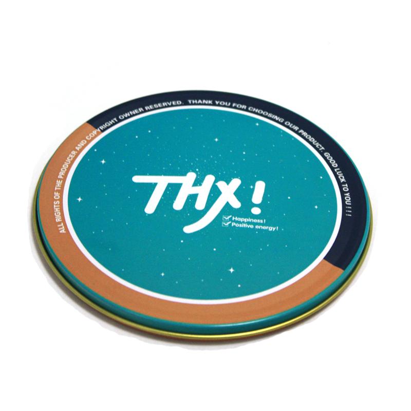 港台流行乐CD包装铁皮盒 马口铁热播金曲包装铁盒定制生产厂家