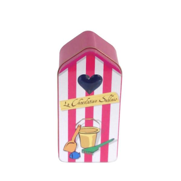 散装苍南槟榔芋铁罐包装定制生产 胶印苍南槟榔芋异形铁罐直销